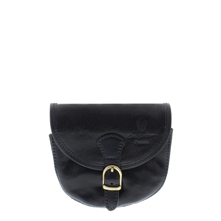 Sienna Navy Leather Bag  - Click to view a larger image