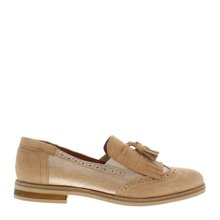 Altamura Beige Loafers  - Click to view a larger image
