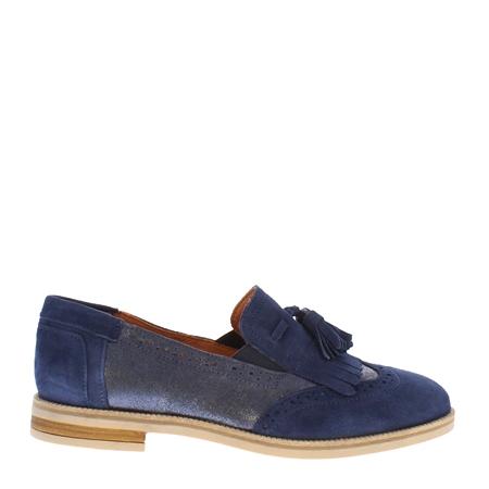 Altamura Navy Loafers