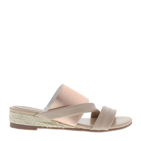 Waverly Beige Sandals  - Click to view a larger image