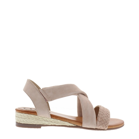 Wendy Taupe Sandals
