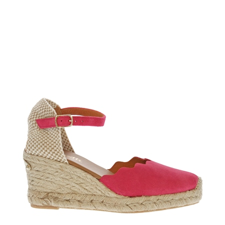 Brittany Fuchsia Sandals  - Click to view a larger image