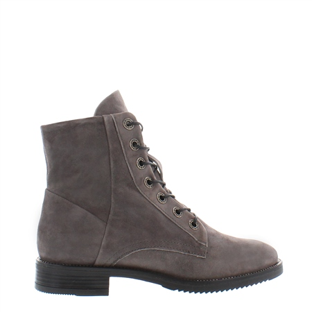 Arizona Grey Suede Ankle Boots  - Click to view a larger image