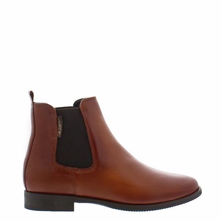 Anva Tan Chelsea Boots