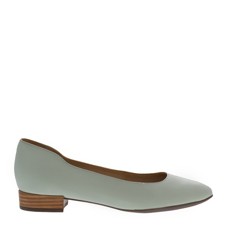 Leonie Mint Ballet Flats  - Click to view a larger image