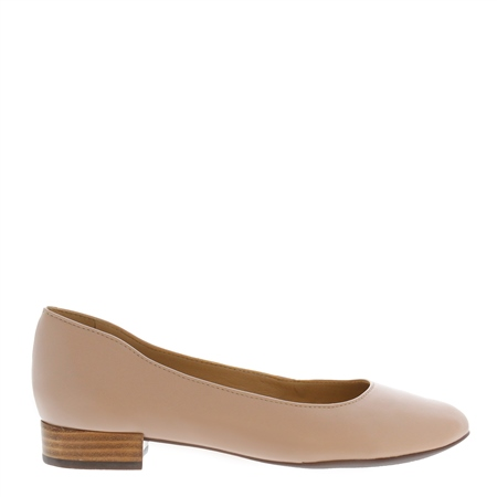 Leonie Nude Ballet Flats  - Click to view a larger image
