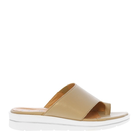 Orlinda Beige Sandals