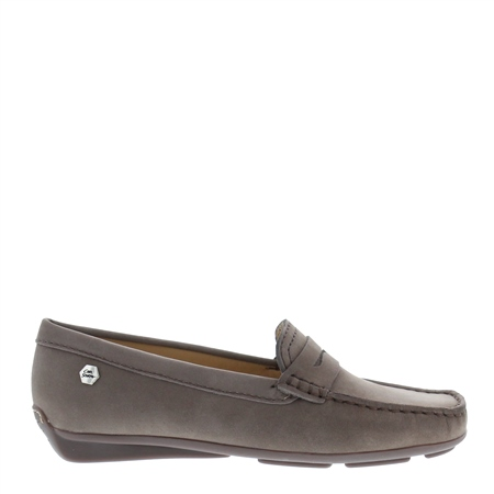 Bettina Dark Taupe Loafers