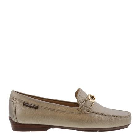 Hazelle Bronze Loafers