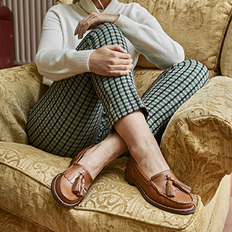 New In Loafers